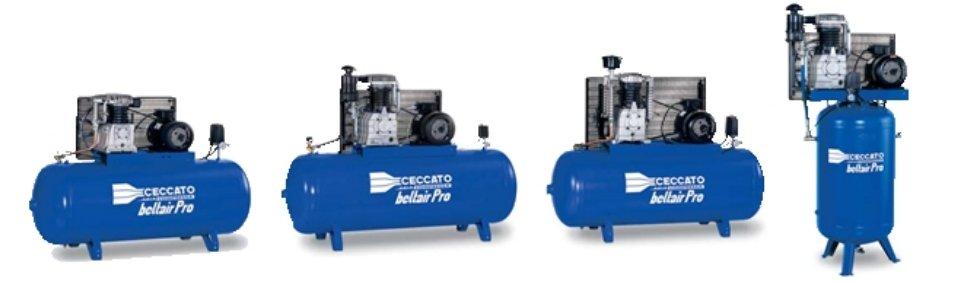 kompresori na rameni prenos